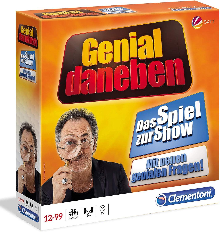 1118 Genial daneben - Das Spiel zur Show - Quiz Quizspiel Gesellschaftsspiel Brett B07KNNQ8W5 Professionelles Design       Vorzugspreis