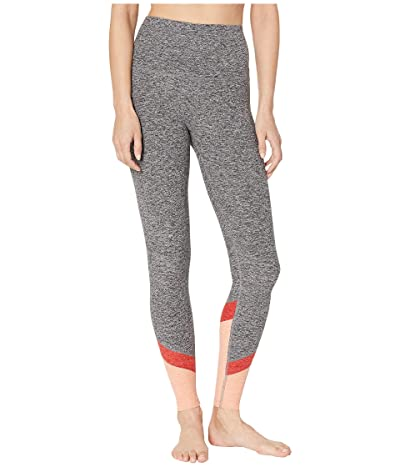 Beyond Yoga Spacedye Color in High-Waisted Long Leggings (Black/White Spacedye) Women
