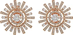 Sunshine Clip Earrings