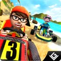 Beach Buggy Racing Parking Simulator 3D: Driving Kings Of Karts Rush Stunt Mania Max Racer Adventure Mission Games Free For Kids 2018