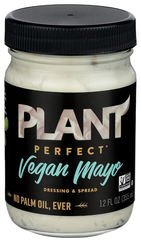 Plant Perfect Vegan Mayonnaise Oz Ranking TOP19 Fl Sacramento Mall 12