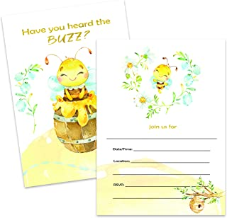 honey bee invitations