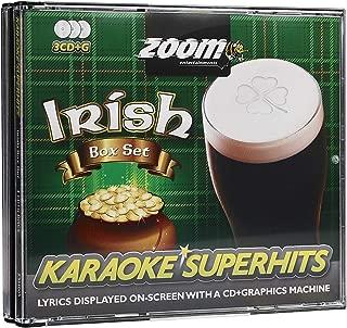 Zoom Irish Karaoke Superhits