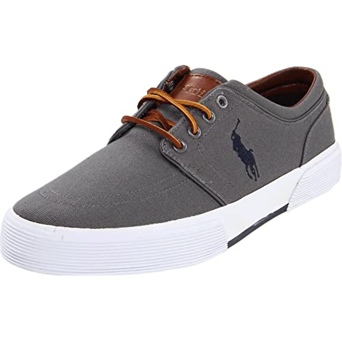 e689a98509 Polo Ralph Lauren Men's Faxon Low Sneaker