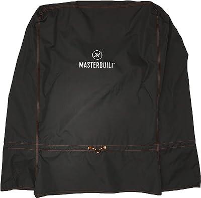 Masterbuilt MB20080321 40-inch Digital Smoker Cover, Black