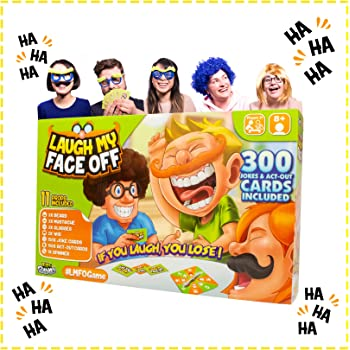 Zing ZG668 Laugh My Face Off - Family Version