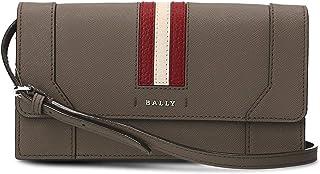 Luxury Fashion | Bally Womens 6219386STAFFORDS15 Green Wallet | Season Outlet