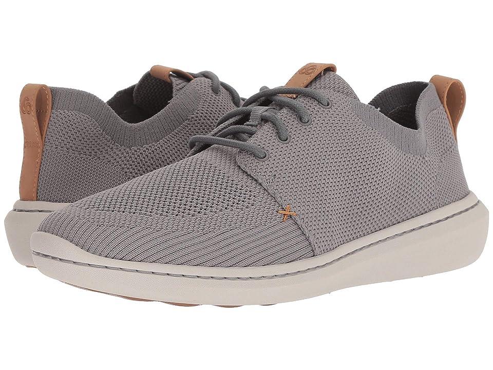 Clarks Step Urban Mix (Grey Textile Knit) Men