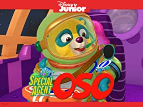 Special Agent Oso Volume 3
