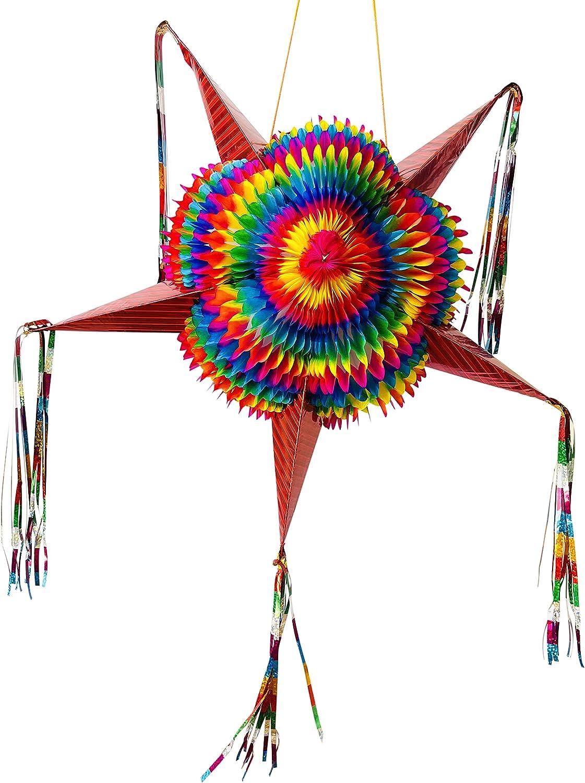 Mexican Star Pinatas