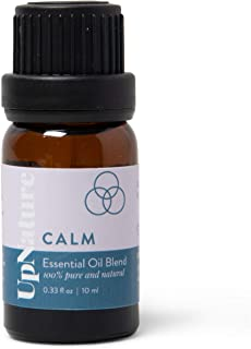 Calm Stress Relief Essential Oil Blend - Anxiety Essential Oil - 100% Pure, Premium Quality Calming Essential Oils - Calm Body and Mind, Feel Anxiety Relief with Powerful and Potent Soothing Blend