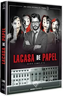 La casa de papel - Serie Completa DVD