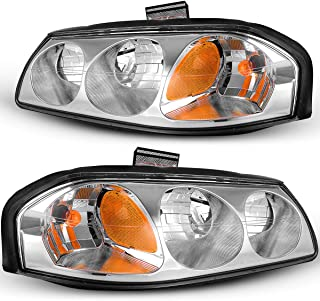 2005 chevy impala headlight replacement