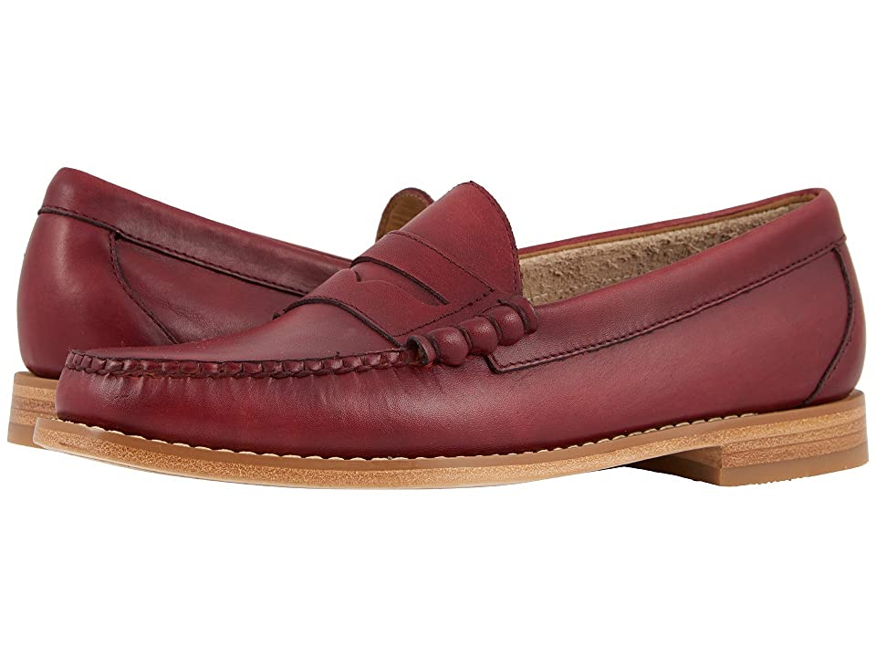 G.H. Bass & Co. Larson Weejuns (Red Hand Finished Full Grain) Men