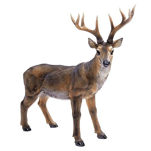 Deer Statues Amazon Com