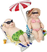 TRENTON Gifts Sunbathing Pig Set