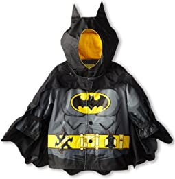 Batman™ Caped Crusader Raincoat (Toddler/Little Kids)
