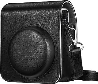 Fintie Tas voor Fujifilm Instax Mini 40 Instant Camera, Premium Kunstleer Beschermhoesje Reizen Cameratas Hoes Afdekking m...