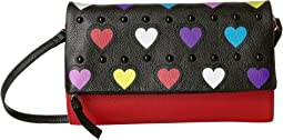 Crazy Love Bright Flap Organizer