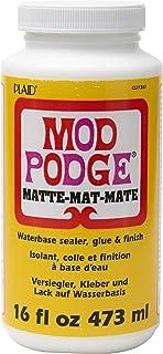 Mod Podge Tätare, Lim och Finish, 473 ml