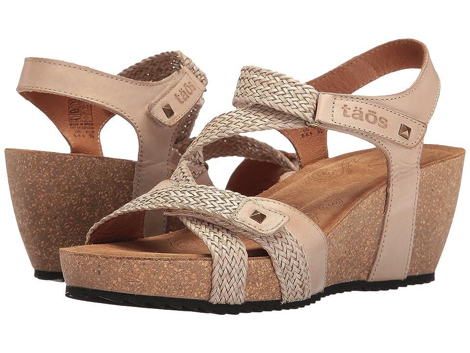 Taos Footwear Julia (Stone) Women