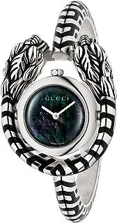 Gucci Dionysus Black Mother of Pearl Dial Ladies Watch YA149501