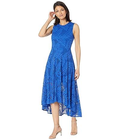 Calvin Klein Lace Midi Dress Women
