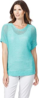 W.Lane Textured Pullover - Womens