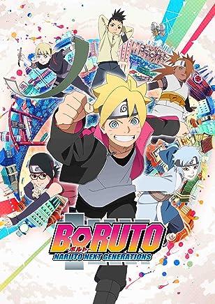 BORUTO-ボルト- NARUTO NEXT GENERATIONS  DVD-BOX 6