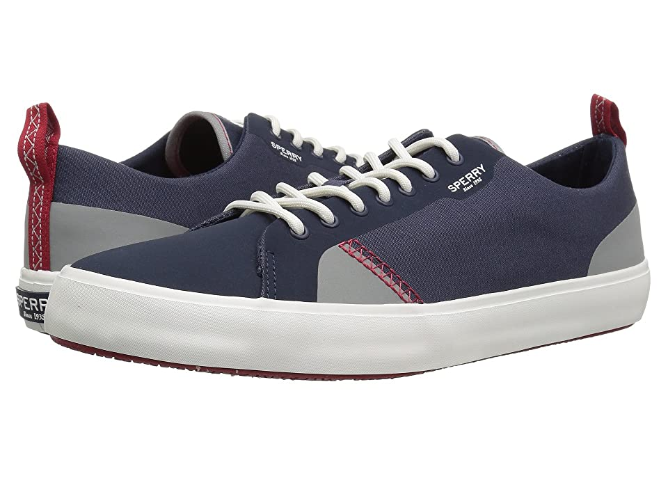 Sperry Flex Deck LTT Canvas (Navy) Men