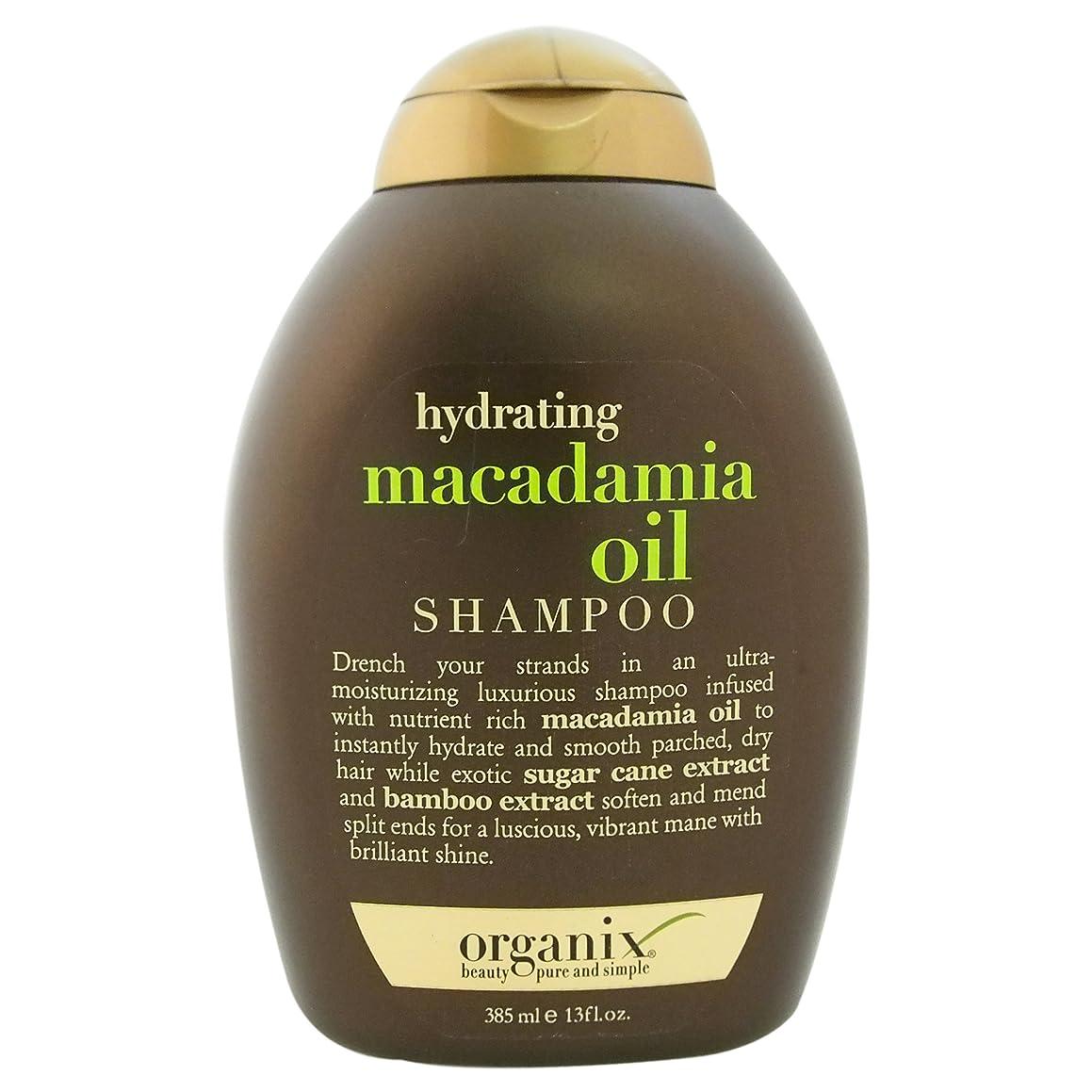 OGX Hydrating + Macadamia Oil Shampoo, 13 Ounce
