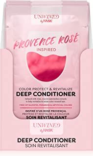 Unwined Provence Rose Deep Conditioner - 12 Pieces