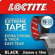 Loctite 2505718 Tapes Zwart 10m