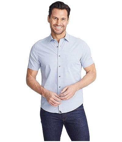 UNTUCKit Tiefenbrunner Performance Shirt (Navy) Men