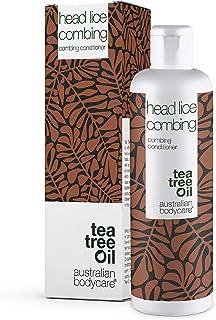 Australian Bodycare Head Lice Combing 250 ml | Tea Tree Oil Utredningsbalsam som används efter en lusbehandling | Produkte...