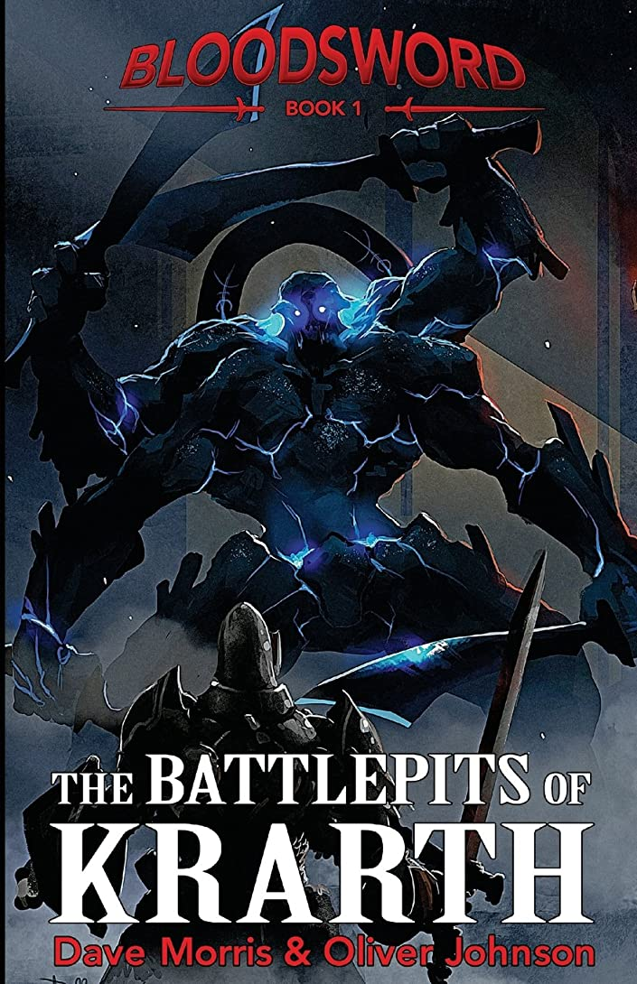The Battlepits of Krarth (Blood Sword)