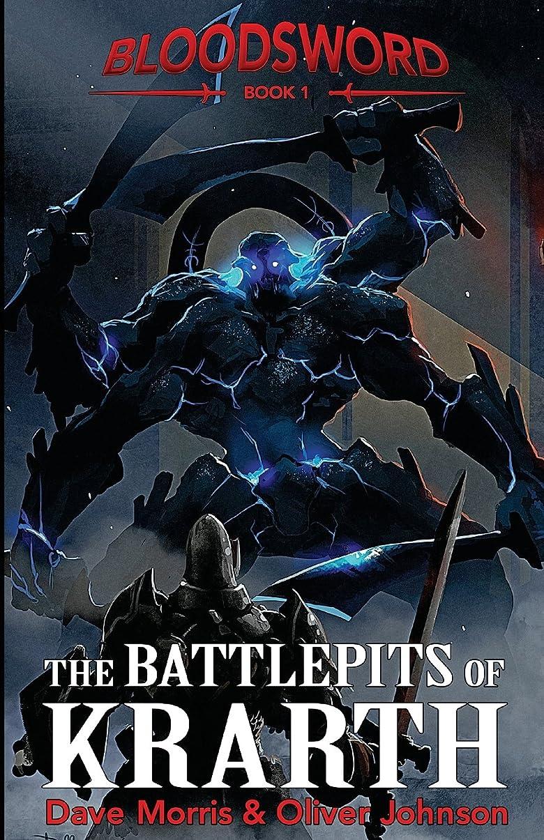 内部エイリアン抜本的なThe Battlepits of Krarth (Blood Sword)