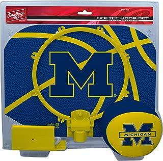 NCAA Kids Slam Dunk Hoop Set (ALL TEAM OPTIONS)