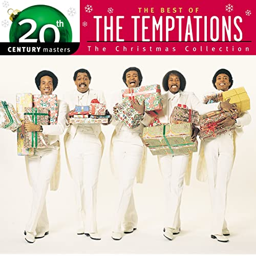 Best Of 20th Century Christmas By The Temptations On