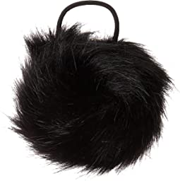 Hat Attack - Faux Fur Ponytail