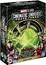 Marvel Phase 3 Part 1 Box set