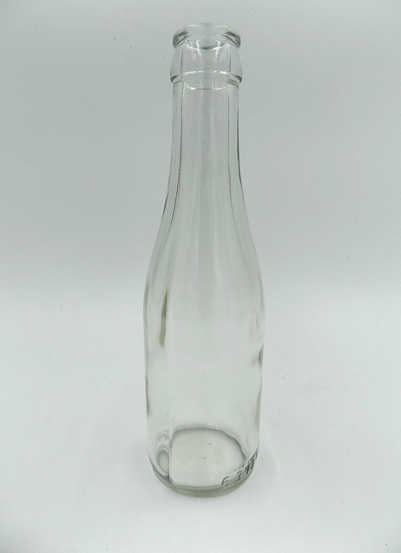 Champagne Bottles Popular standard Recommendation 6.3 oz. 24 Clear Case of