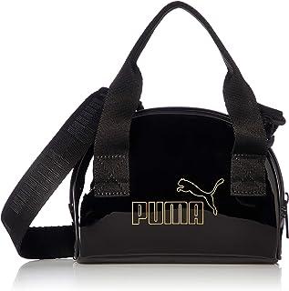 حقيبة كور اب صغيرة مع مقبض من بوما، اسود