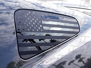 Best distressed flag quarter window decal mustang Reviews