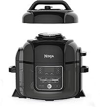 Nutri Ninja Foodi Multi Cooker OP300 Pressure Cooker That Crisps-TenderCrisp Technology, Grey, OP300