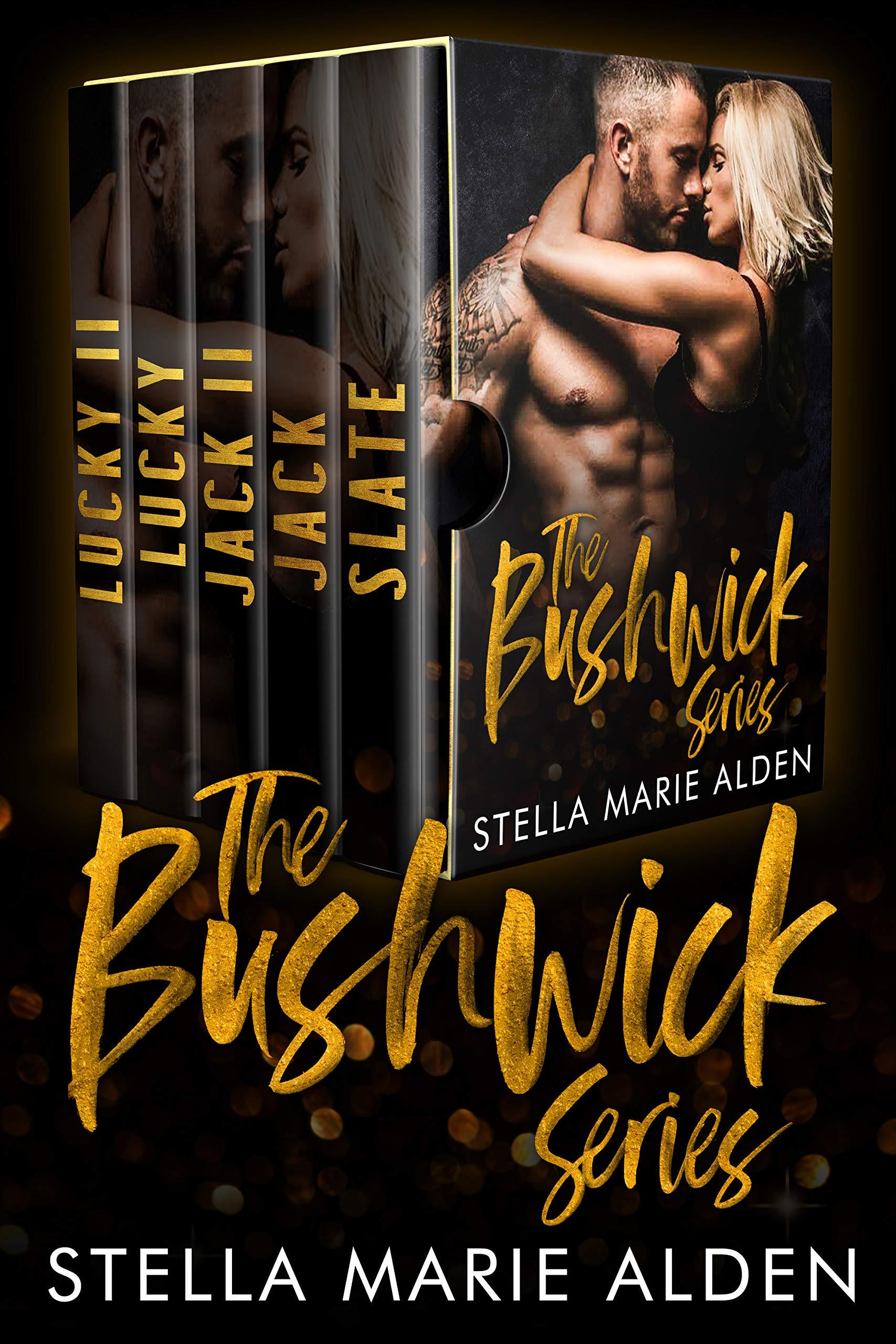 The Bushwick Series: Patten Bodyguards, Books 1 - 6