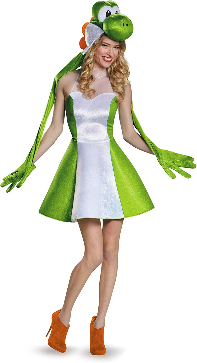 Womens Yoshi Costume Skirt ! Super beauty product restock quality top! Complete Free Shipping