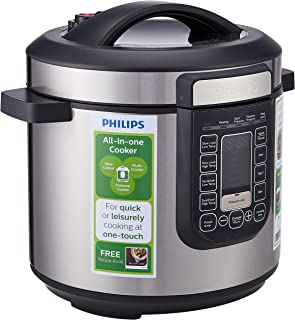 Philips Digital All-in-One Cooker 6L, 1000W, HD2137/62