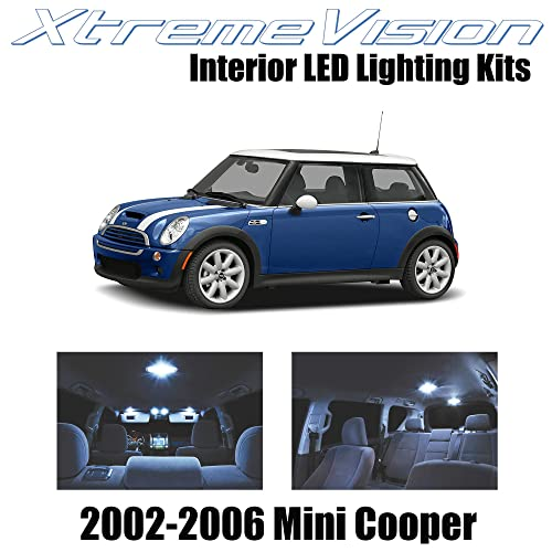 BLACK LEATHER LOOK CAR SEAT COVERS FULL SET For MINI COOPER ONE D S 06+