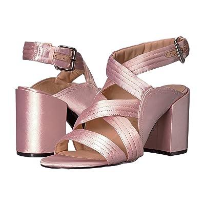Sol Sana Gabby Heel (Light Pink Satin) High Heels